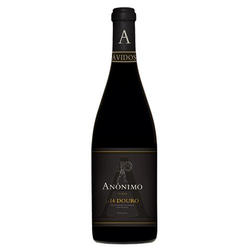 Vinho Tinto Anónimo Ávidos Douro