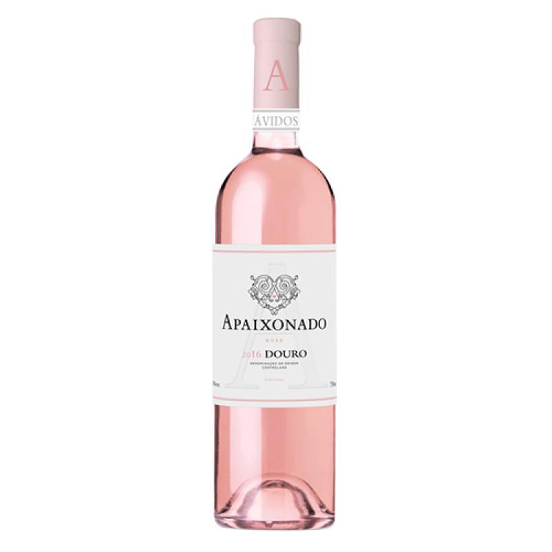 Vinho Rose Apaixonado Ávidos Douro