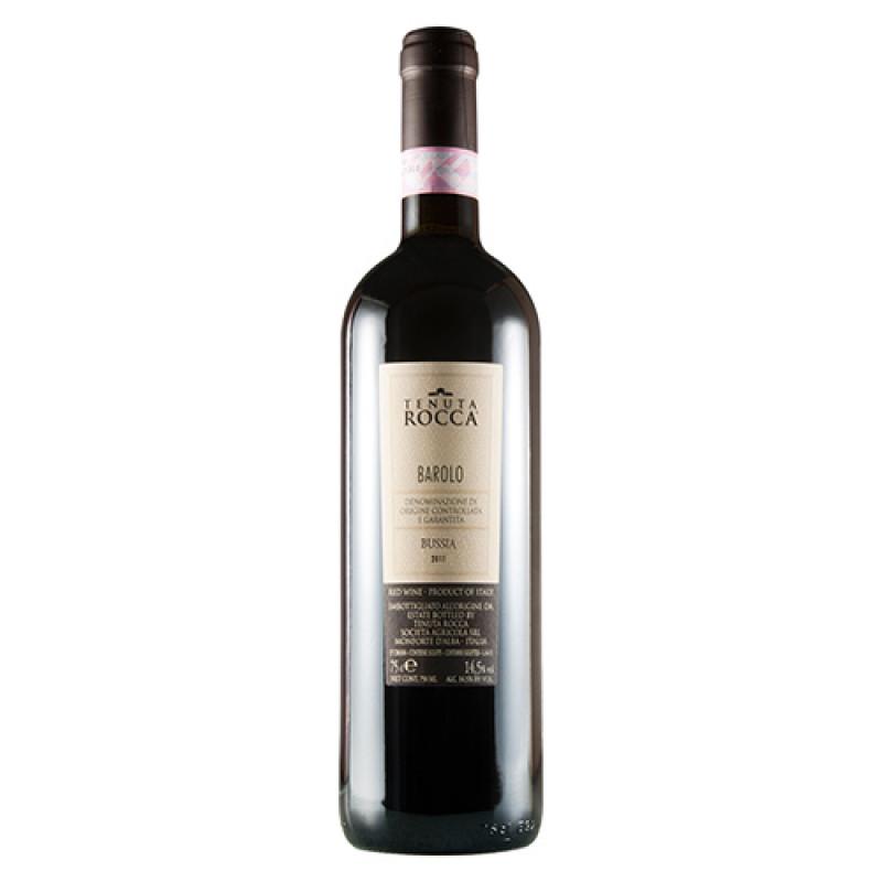 Vinho Tinto Barolo Docg Bussia