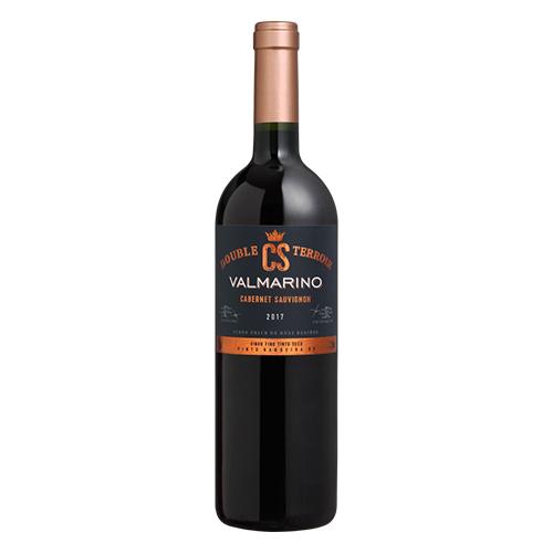 Vinho Tinto Double Terroir Valmarino Cabernet Sauvignon