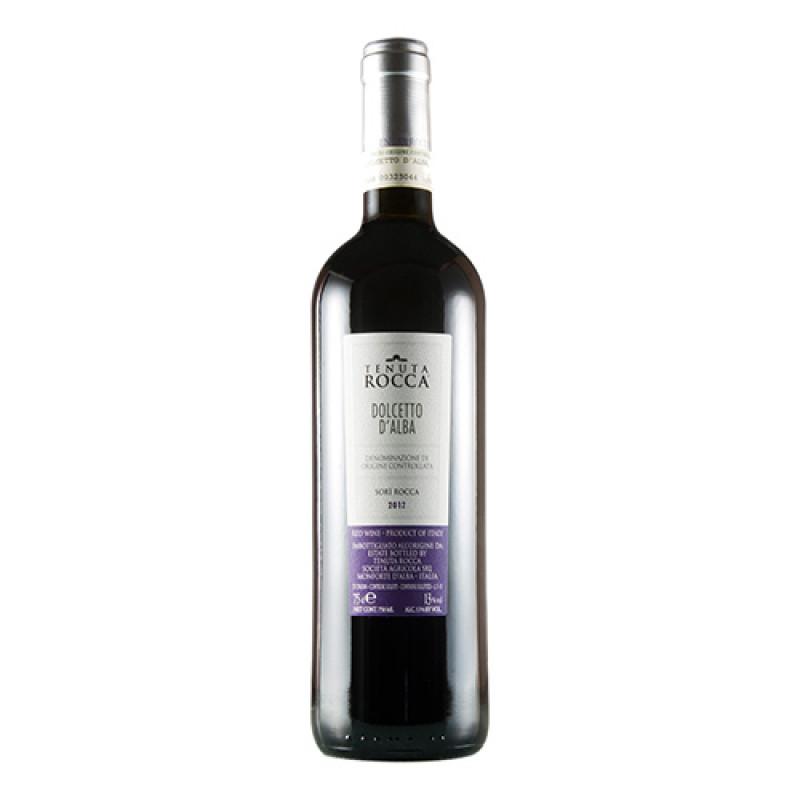 Vinho Tinto Dolcetto D'Alba Vigna Sorì Rocca