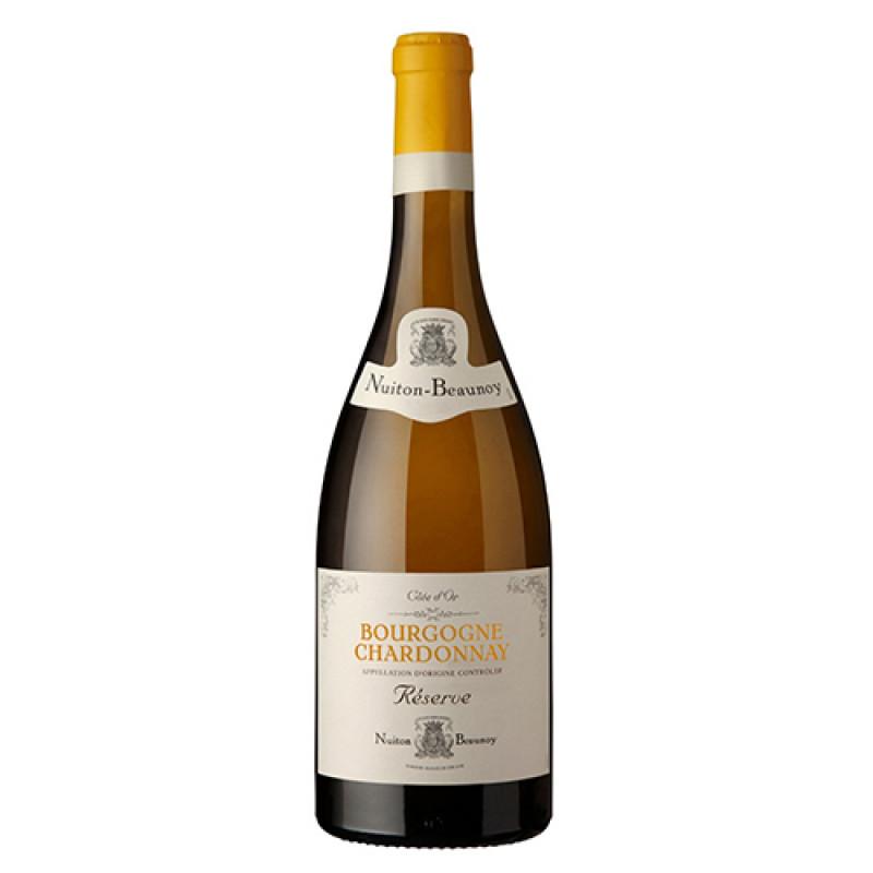 Vinho Branco Nuiton Beaunoy Reserve Chardonnay