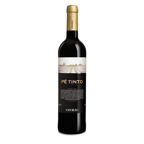Vinho Tinto Pé