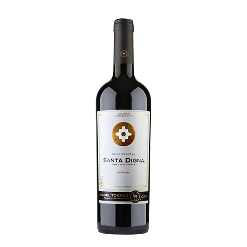 Vinho Tinto Santa Digna Syrah 750ml
