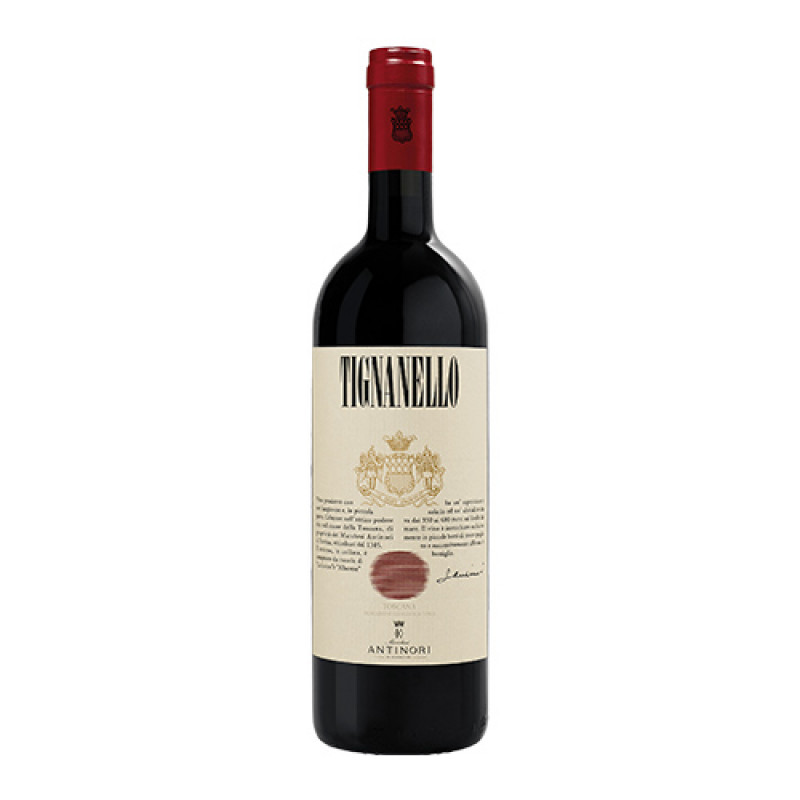 Vinho Tinto Antinori Tignanello 2017