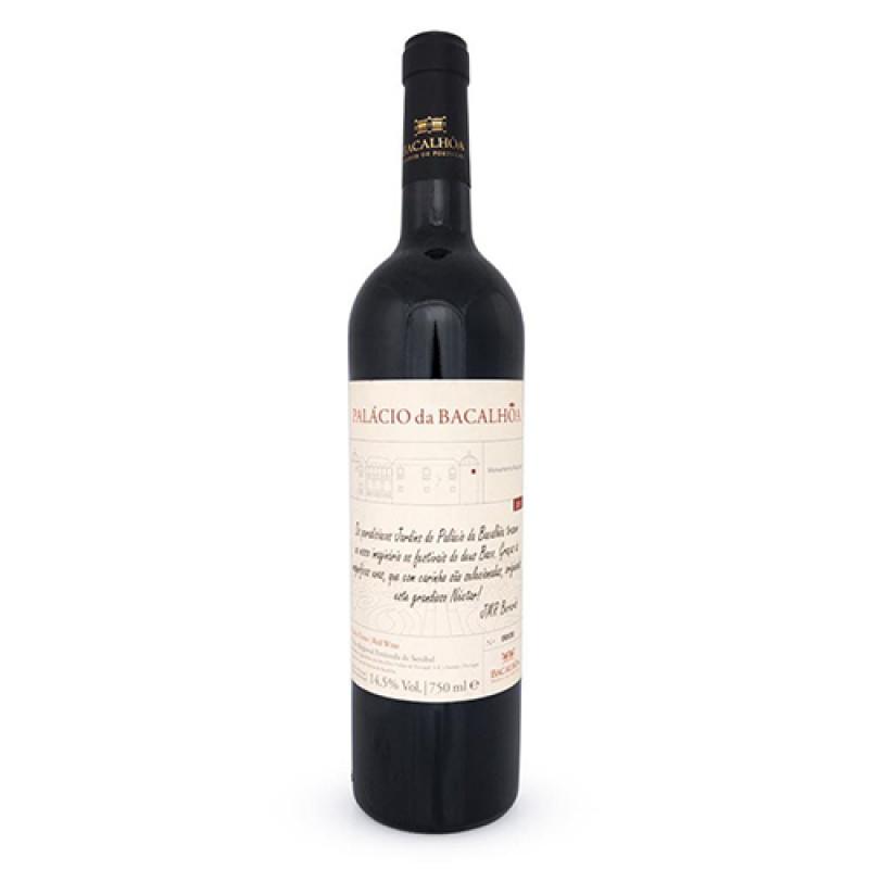 Vinho Tinto Palácio da Bacalhôa