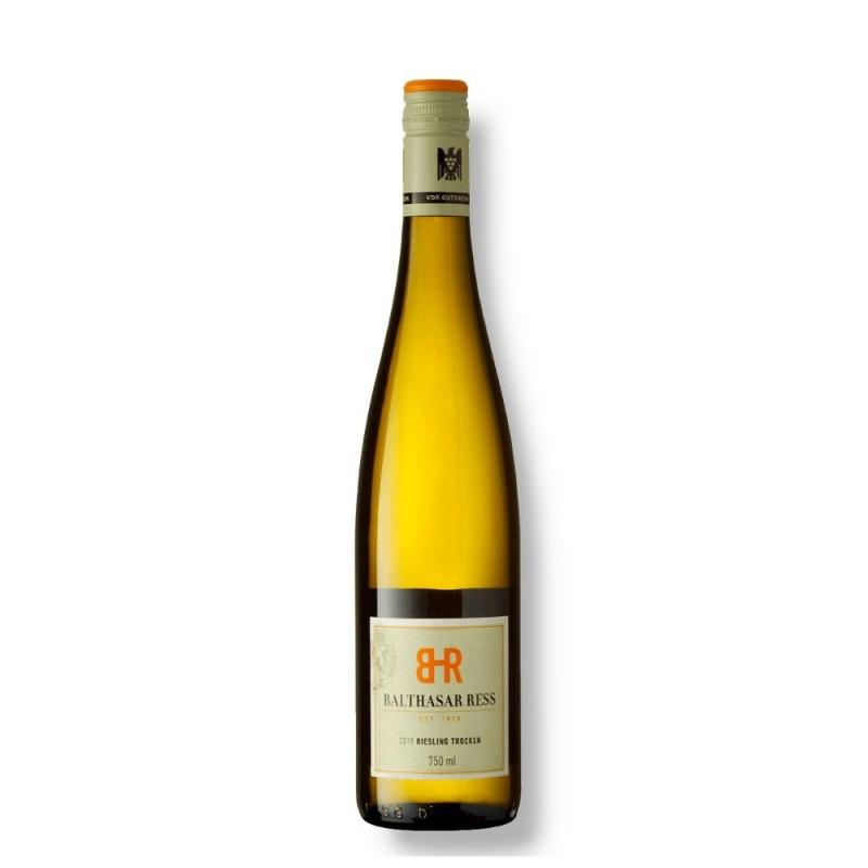 Vinho Branco Balthasar Ress Rhein Riesling Trocken