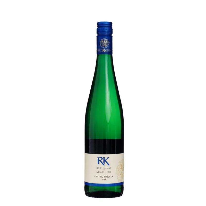 Vinho Branco RK Riesling Trocken 2018