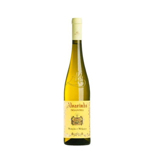 Vinho Branco Alvarinho Deu La Deu 2018