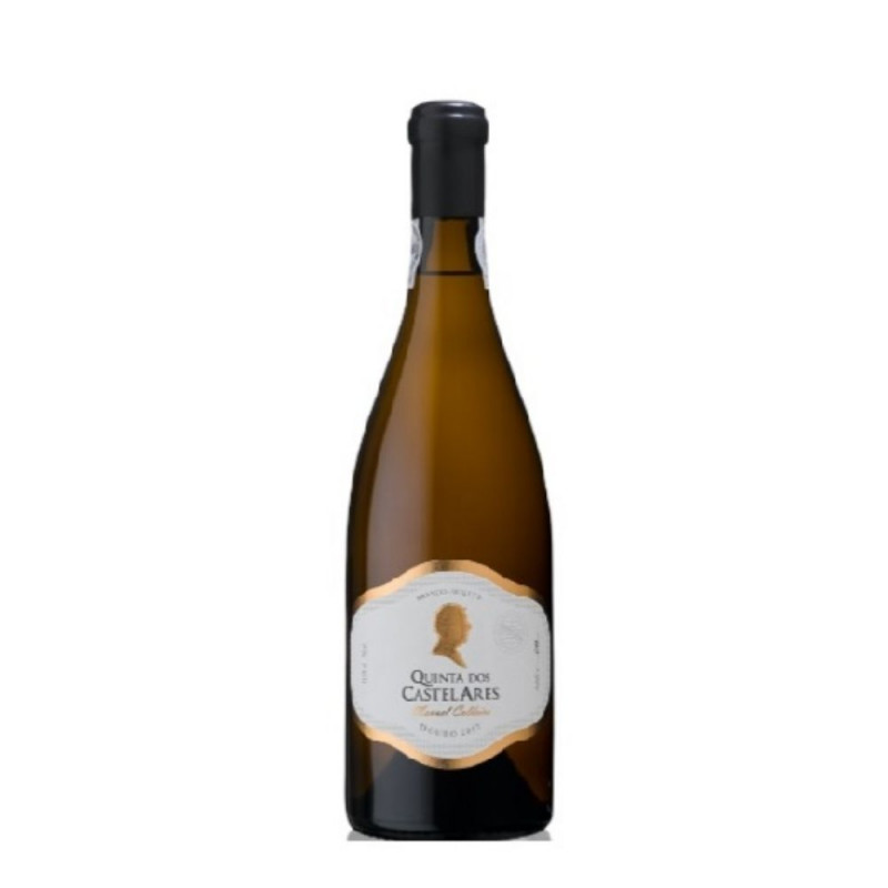 Vinho Branco Quinta dos Castelares Manuel Caldeira