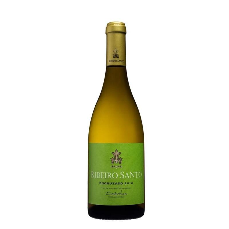Vinho Branco Ribeiro Santo Encruzado