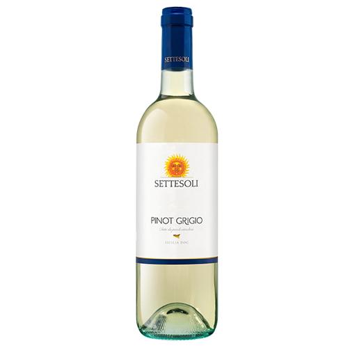 Vinho Branco Settesoli Pinot Grigio