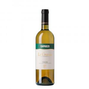 Vinho Branco Le Grance IGT Caparzo 2016