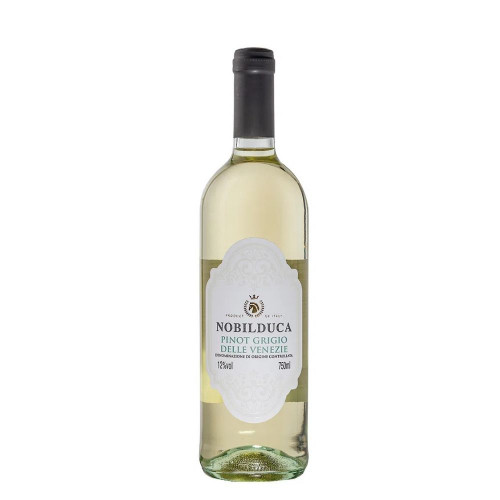 Vinho Branco Nobilduca Pinot Grigio Delle Venezie Doc