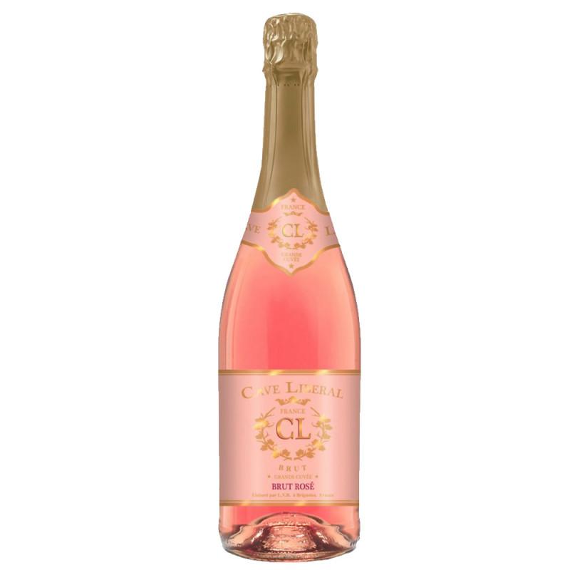Espumante Rosé Brut Cave Liberal Grande Cuvée CL