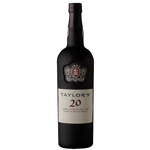 Vinho do Porto Taylor's Tawny 20 anos
