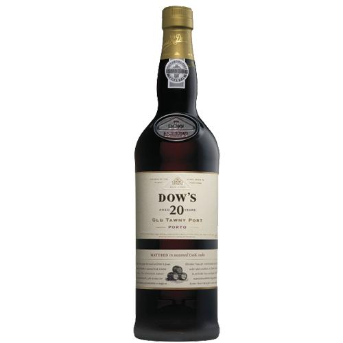 Vinho do Porto Dow's Tawny 20 anos