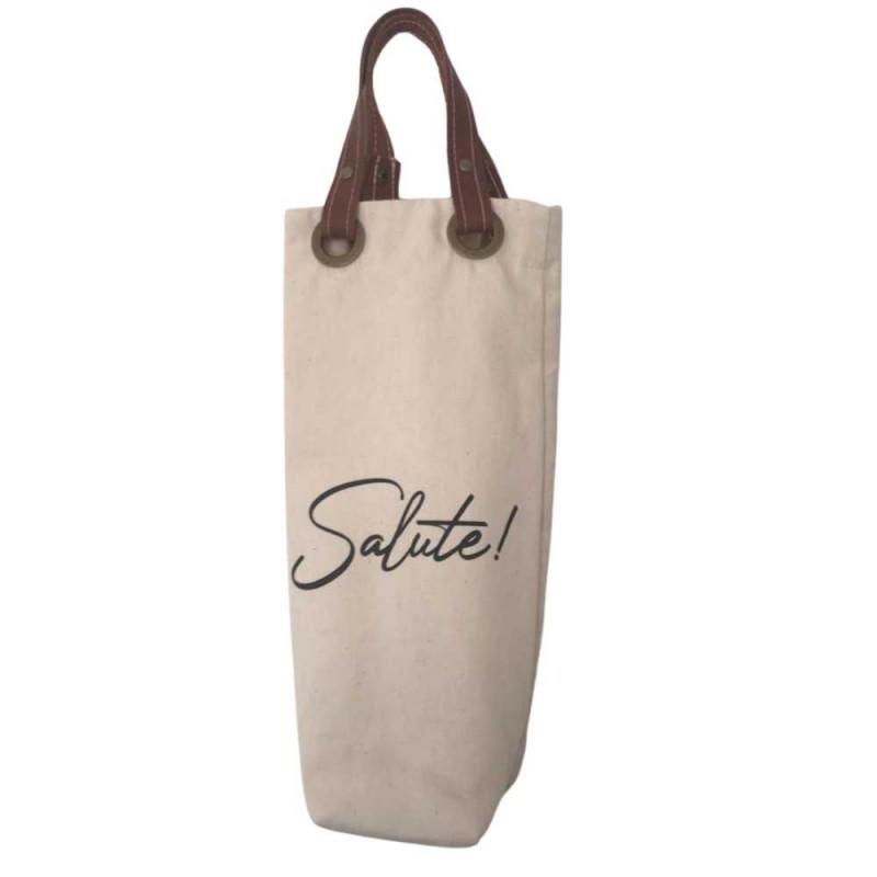 Wine Bag Sustentável - Salute