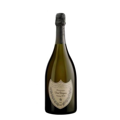Champagne Dom Pérignon Blanc Vintage 2010 sem estojo