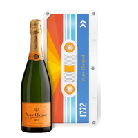 Champagne Veuve Brut Tape Collection