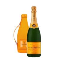 Champagne Veuve Clicquot Brut com New Ice Jacket
