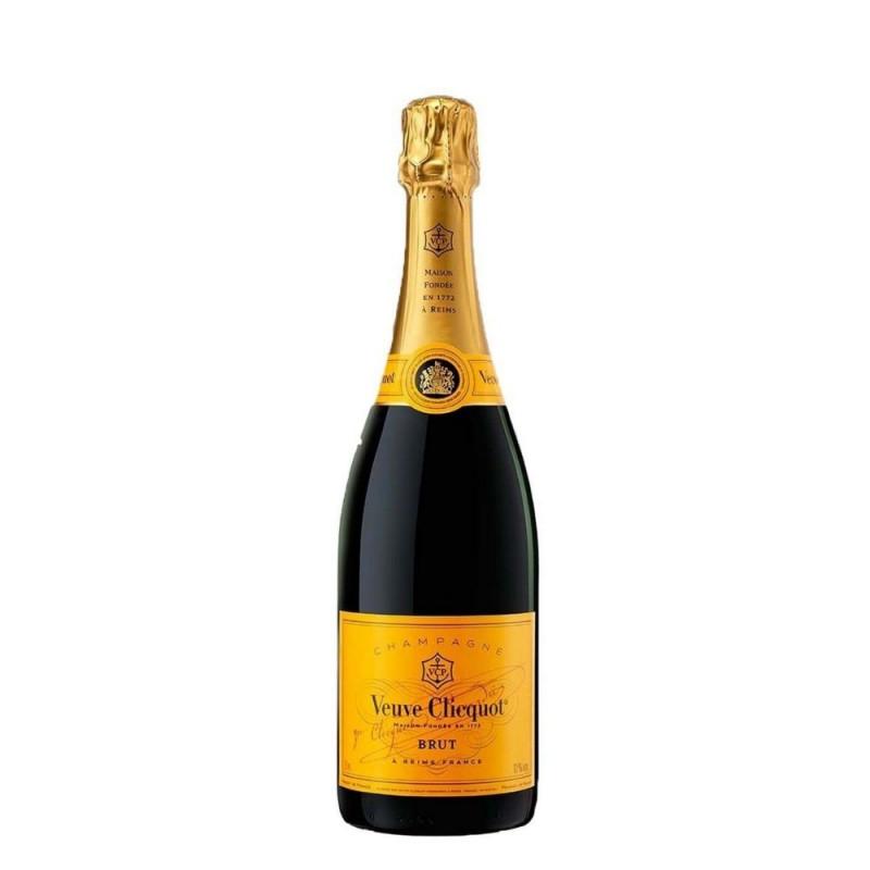 Champagne Veuve Clicquot Brut Sem Cartucho