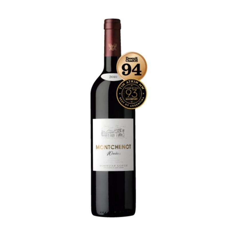 Vinho Tinto Gran Reserva Montchenot 10 anos