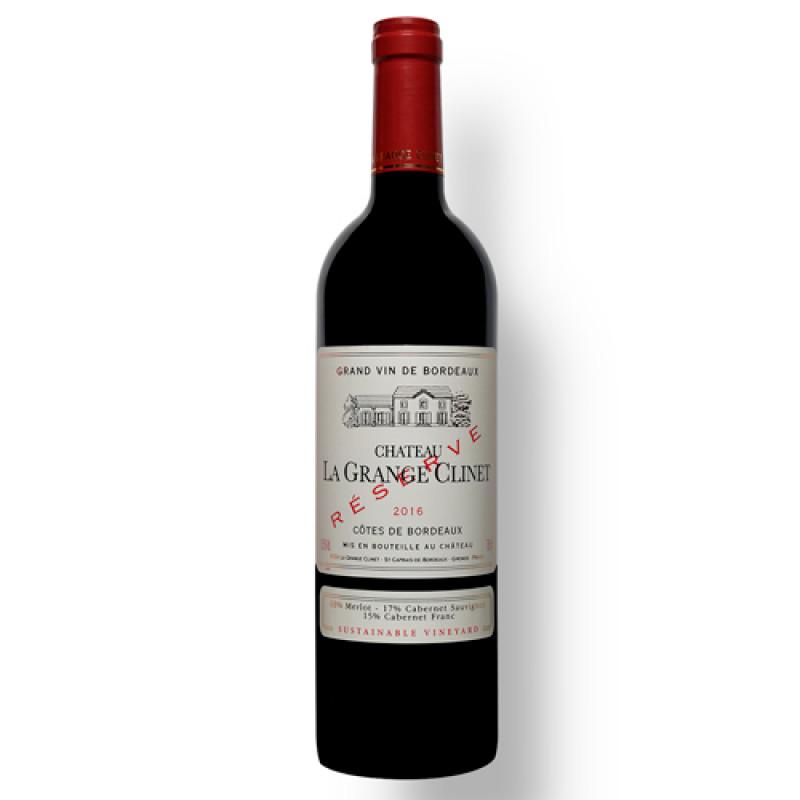 Vinho Tinto Château La Grange Clinet Réserve