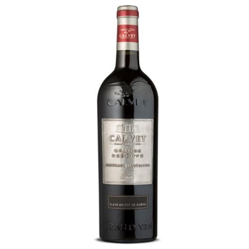 Vinho Tinto Calvet Grande Reserve Bordeaux Supérieur