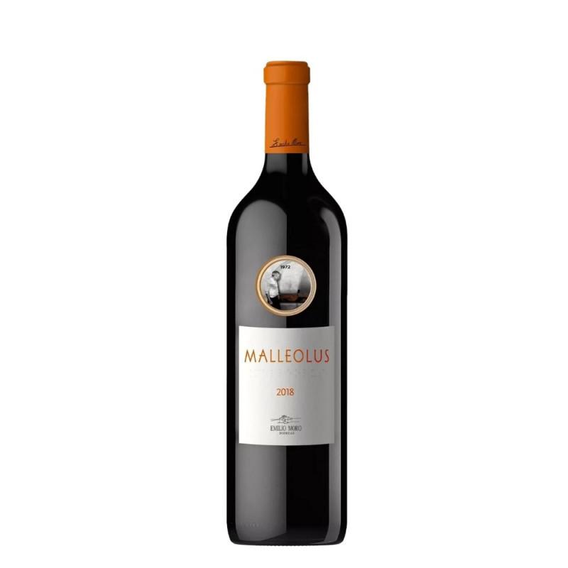 Vinho Tinto Malleolus 2018