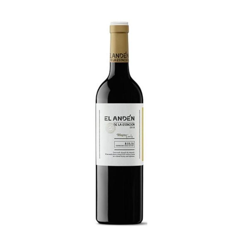 Vinho Tinto Muga El Andén de la Estación