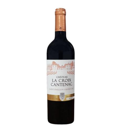 Vinho Tinto Chateau La Croix Cantenac St Emilion Grand Cru 2018