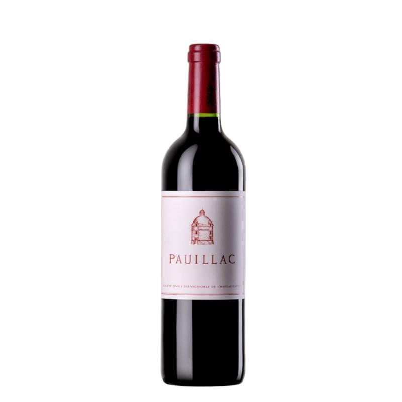 Vinho Tinto Pauillac de Latour