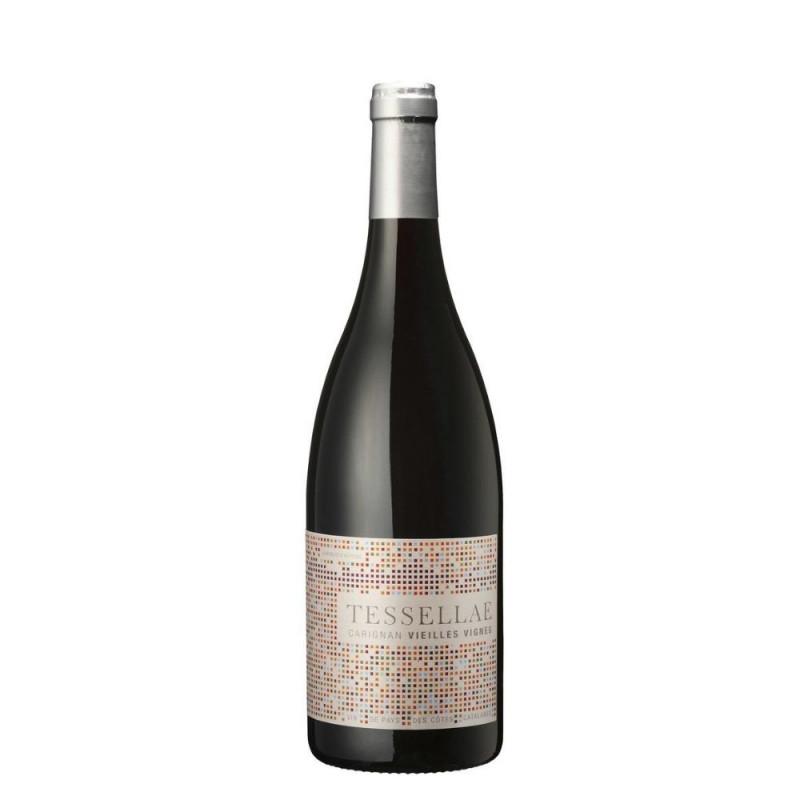 Vinho Tinto Tessellae Carignan Vieilles Vignes 2015. Jean Marc Lafage RP 92