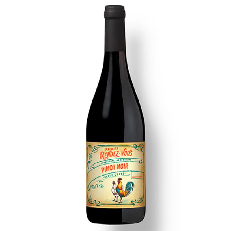 Vinho Tinto Premier Rendez-Vous Pinot Noir