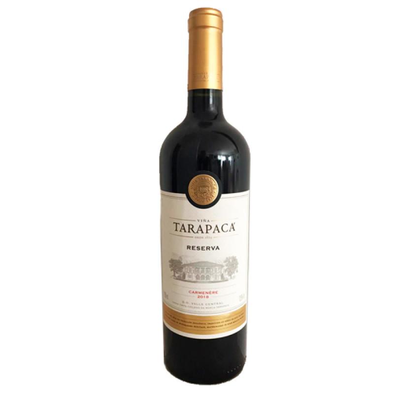 Vinho Tinto Tarapacá Reserva Carménère