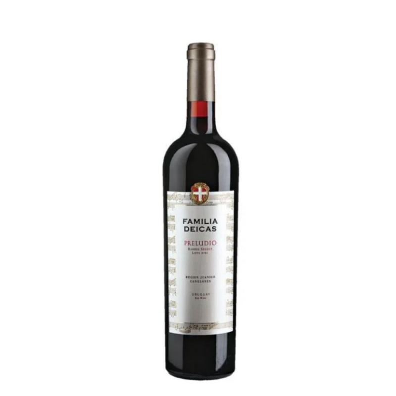 Vinho Tinto Familia Deicas Preludio