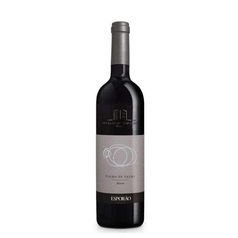 Vinho de Talha Moreto 2018