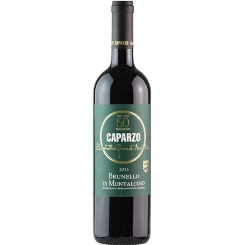 Vinho Tinto Brunello Di Montalcino Caparzo DOCG 2015