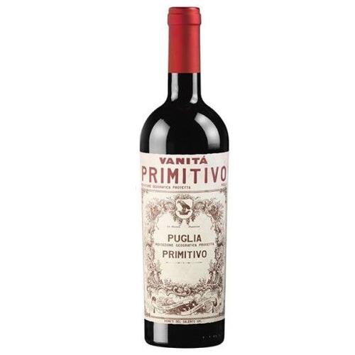 Vinho Tinto Vanitá Primitivo