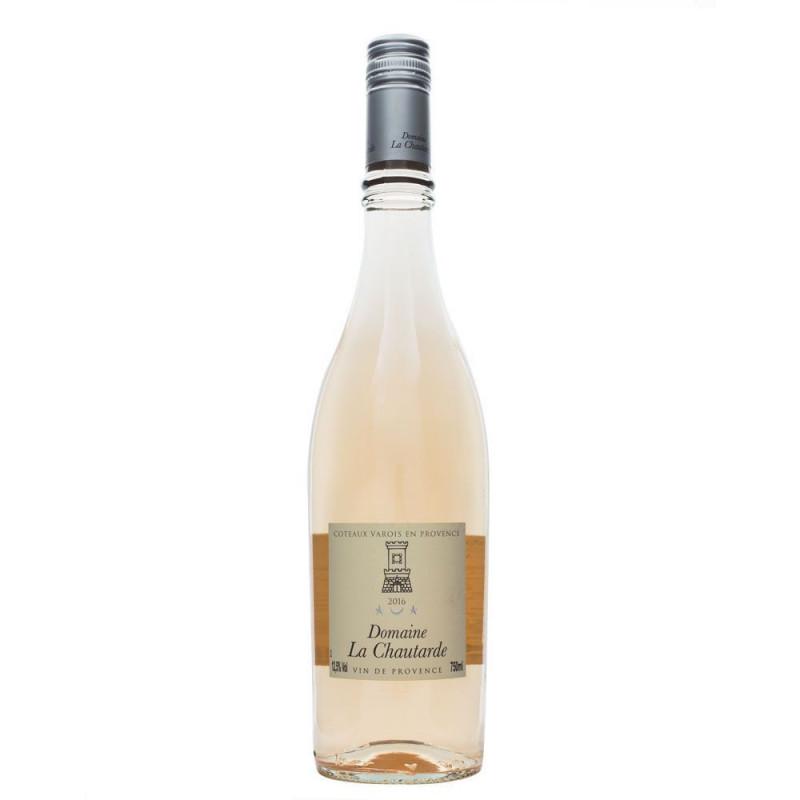 Vinho Rose Domaine La Chautarde